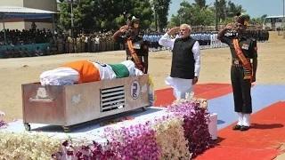 PM Modi pays homage to former President APJ Abdul Kalam at burial site, Rameswaram