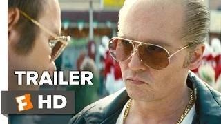Black Mass-   Official Trailer #3 (2015) - Johnny Depp, Benedict Cumberbatch Movie
