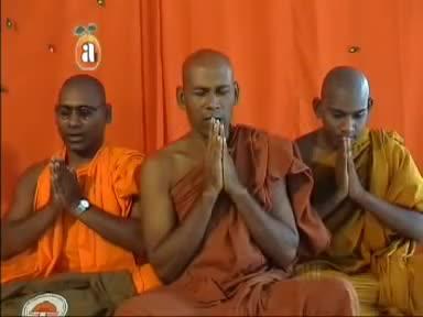 Buddhist Monks Chanting in Pali (Sankalpa) - Buddha Chats