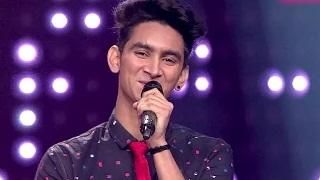 The Voice India - Rishabh Chaturvedi Performance in The Live Show
