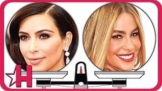 Sofia Vergara REJECTS Kim Kardashian Comparison