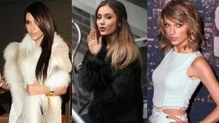 Celebrities Who Were Always Rich- Kim Kardashian, Miley Cyrus, Ariana Grande And More