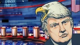 Republican Debate - Fox GOP debate candidates announced: Trump leads jam-packed Republican race