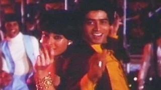 Rock Dance Song | Rock Rock Baby Masti Me - Amit Kumar | Amma