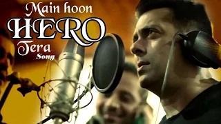 Main Hoon Hero Tera SONG TEASER RELEASED   Salman Khan   Sooraj Pancholi, Athiya Shetty