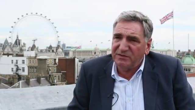 Jim Carter Says No to 'Game of Thrones' video