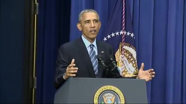 Obama Urges Changes to Voting Rights Act