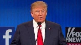 Republican Debate: Donald Trump: 'We need to keep illegals out'