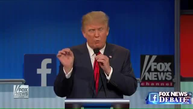 When did Donald Trump become a Republican? - Republican Debate