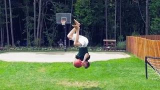 Impossible Basketball Trick Shots