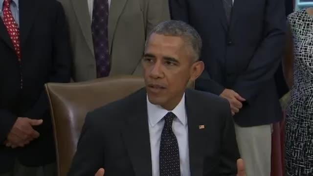 Obama Touts Job Growth, Signs Wilderness Bill