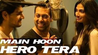 Main Hoon Hero Tera Video Song ft Salman Khan RELEASED | Top 5 Bollywood NEWS