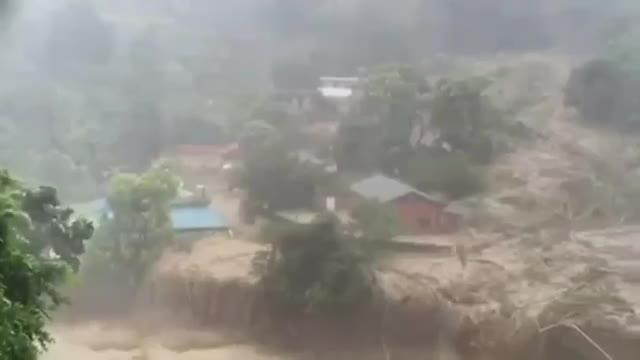 Typhoon Soudelor Hits Taiwan