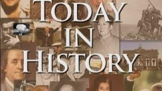 Today in History for August 9th Video