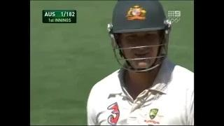 Humiliation of Shane Watson, watch his priceless reaction!!!!