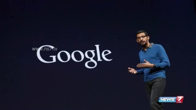 Chennai native Sundar Pichai becomes Google's new CEO | India