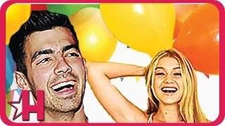 Joe Jonas' Surprise Birthday Party! Gigi Hadid, Taylor Swift, & Nick Jonas