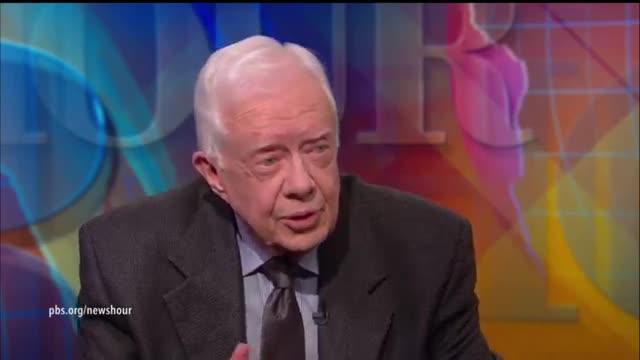 Former President Jimmy Carter says recent liver surgery revealed cancer