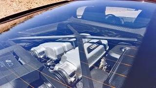 2016 Audi R8 V10 - Exhaust sound