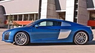 2016 Audi R8 V10 - footage