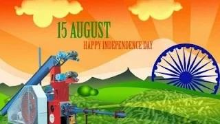 Indian Independence Day - India's Freedom Patriotic Song 2015 - Youth Emotional Poem