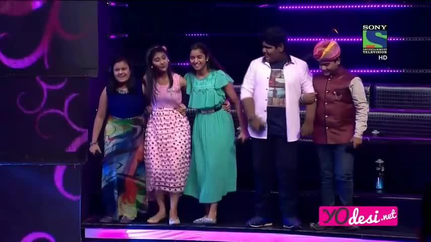 Indian Idol Junior 2 - 16th August - Part 2/4