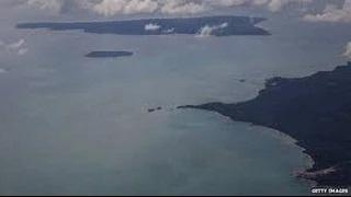 Indonesian Plane missing over Papua - Indonesian Air Plane Missing with 54 People onboard