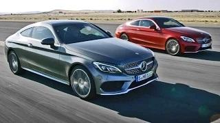 NEW 2016 Mercedes C-Class Coupe OFFICIAL Trailer