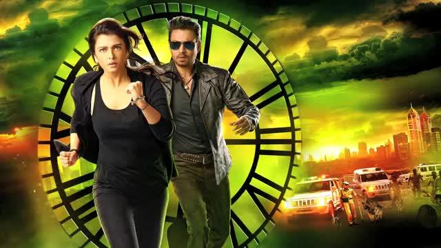 Jazbaa Motion Poster | Aishwarya Rai Bachchan & Irrfan Khan