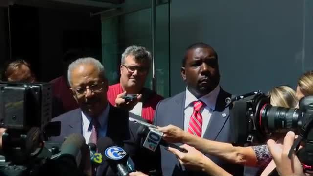 Fattah: 'I'm Innocent' of Racketeering Charges