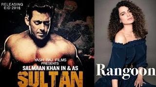 Kangana Ranaut rejected Salman Khan's Sultan | Vscoop