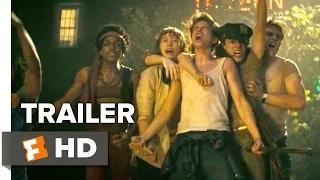 Stonewall Official Trailer (2015) - Jeremy Irvine, Jonathan Rhys Meyers Movie HD