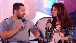 Aamir Khan's ROAST with Twinkle Khanna & Karan Johar @ Mrs.FunnyBones Book Launch