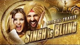 Singh Is Bliing Official Trailer - Akshay Kumar | 2nd October