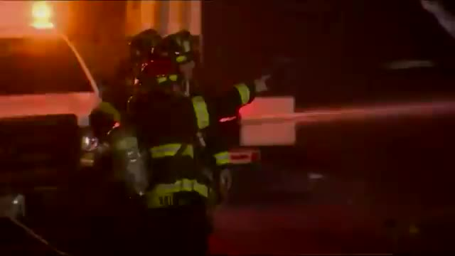 Fire Rips Through Washington State Motel