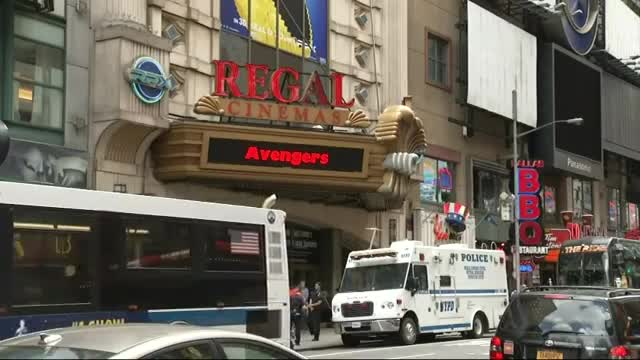Moviegoers React to New Bag Search Policy