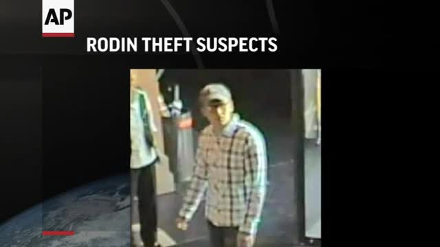 Photos of Rodin Theft Suspects in Denmark