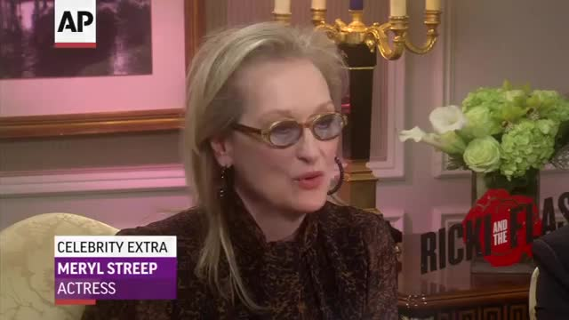 Meryl Streep's Family Gets Her Artistic Pursuits