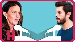 Caitlyn Jenner & Scott Disick's Heart-to-Heart, Blast Kris 'Idiot' Humphries