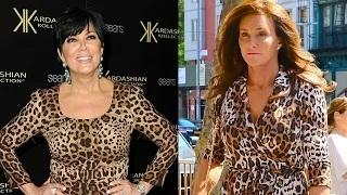 Kris Jenner Wants To Hook Up With Caitlyn Jenner