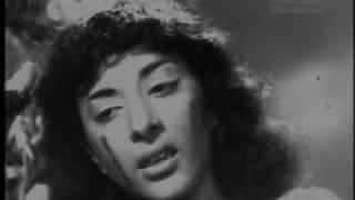 Unhe Khokar Dukhe Dil ki Dua Se| Angarey (1954) | (Lata Mangeshkar) | (Old Is Gold)