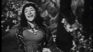 Tere Saath Chale Hain Yeh Zameen | Angarey (1954) | (Lata Mangeshkar & Talat Mehmood) | (Old Is Gold)