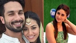 Shahid Kapoor Wants Mira Rajput To Be Like Kareena Kapoor Khan