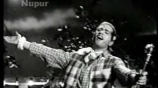 Tum Pooche To    Nakli Nawab (1962)    Mohd. Rafi    {Old Is Gold}