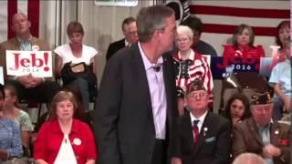 Jeb Bush Holds Veterans' Town Hall in Colorado