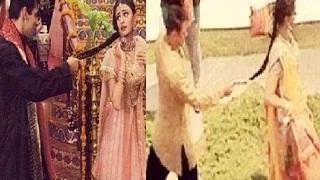 Salman Khan Promotes Prem Ratan Dhan Payo With Aishwarya Rai's Jazbaa