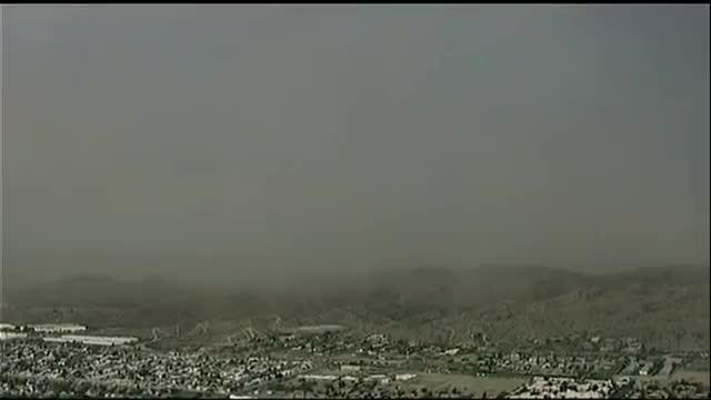 Massive 'Haboob' Spawns Dust Wall Across Phoenix