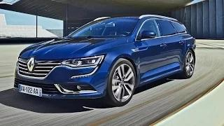 NEW 2016 Renault Talisman Estate OFFICIAL Trailer