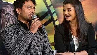 Jazbaa Official TRAILER LAUNCH | Aishwarya Rai Bachchan, Irrfan Khan