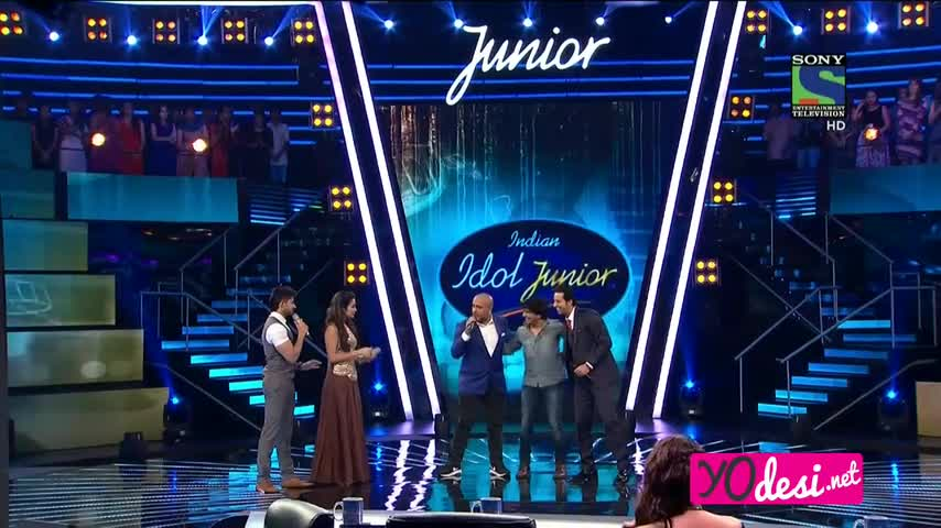 Indian Idol Junior 2 - 29th August - Part 4/4